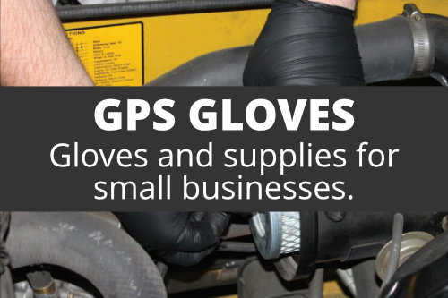 GPS Gloves and Supply Store