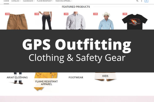 GPS Outfitting Store